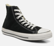 Chuck Taylor All Star Hi M Sneaker in schwarz
