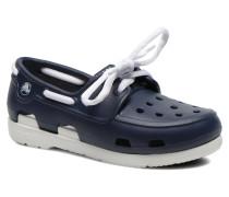 Beach Line Boat Shoe Lace PS Schnürschuhe in blau