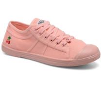 Basic 02 Mono Sneaker in rosa