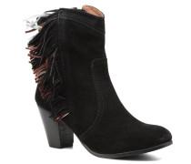 Hoover Stiefeletten & Boots in schwarz