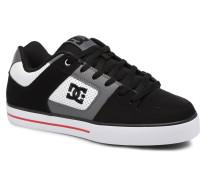 Pure Sneaker in schwarz