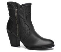 Pim Stiefeletten & Boots in schwarz