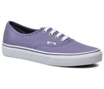 Authentic w Sneaker in blau