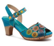 Danielle03 Sandalen in blau