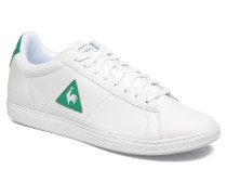 Courtset Lea Sneaker in weiß