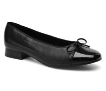 Bari Ballerinas in schwarz
