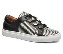 Basket pastille Resonance Sneaker in schwarz