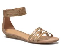 Mosupa Sandalen in beige