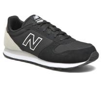 ML311 Sneaker in schwarz