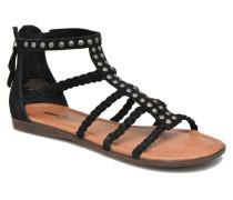 Catalina Sandal Sandalen in schwarz