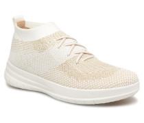 Uberknit High Top Sneaker in goldinbronze