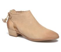 Jennings Flat Bootie Stiefeletten & Boots in grün