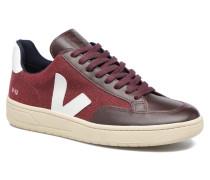 V12 BMESH Sneaker in weinrot