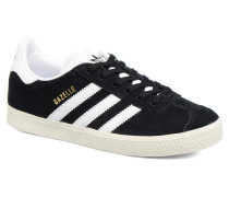 Gazelle C Sneaker in schwarz