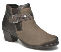 Andrea D3182 Stiefeletten & Boots in grau