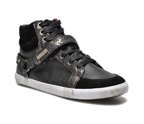 Snoozy Sneaker in schwarz