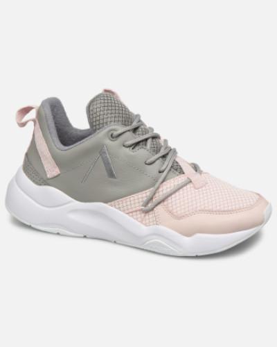Asymtrix Mesh Sneaker in grau