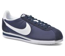 Classic Cortez Nylon Sneaker in blau