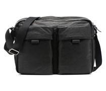 Alec messenger Herrentaschen für Taschen in schwarz