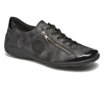Quinn R3408 Sneaker in schwarz