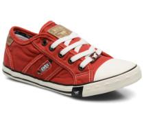 Flaki Sneaker in rot