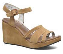 Ystad 7 Sandal Sandalen in beige
