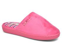 D Taylor Hausschuhe in rosa