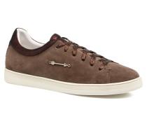 Sally sneaker Suede Sneaker in braun