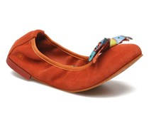 CRIOC 122 Ballerinas in orange