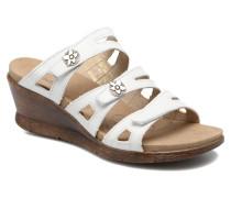 Nevis 04 Sandalen in weiß