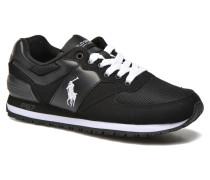 Slaton Pony Sneaker in schwarz