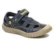Castleton Fisherman Sneaker in blau