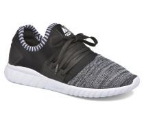 Area Low Sneaker in schwarz