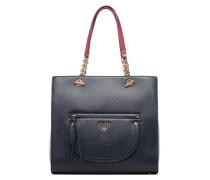 Cabas Tote Cuir Phoebe Handtaschen für Taschen in blau