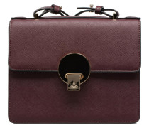Crossbody Opio Saffiano Handtaschen für Taschen in weinrot