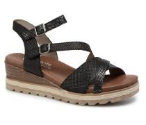 Jada D6356 Sandalen in schwarz