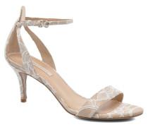 Sandale mariée Sandalen in beige