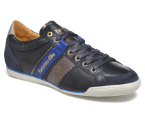 Pesaro Piceno Low Men Sneaker in blau