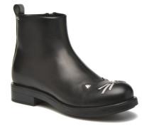 Biker Choupette Stiefeletten & Boots in schwarz