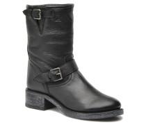 1628 Sheep W2 Stiefeletten & Boots in schwarz