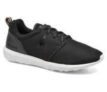 Dynacomf W Poke Mesh Sneaker in schwarz