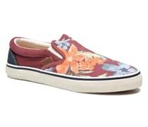 Harry Slip On Sneaker in weinrot