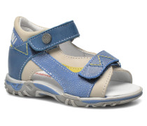 Capucin Sandalen in blau
