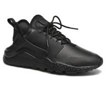 W Air Huarache Run Ultra Prm Sneaker in schwarz
