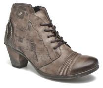 Angela D8771 Stiefeletten & Boots in grau