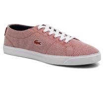 Marcel Lace 216 1 SPJ Sneaker in rot