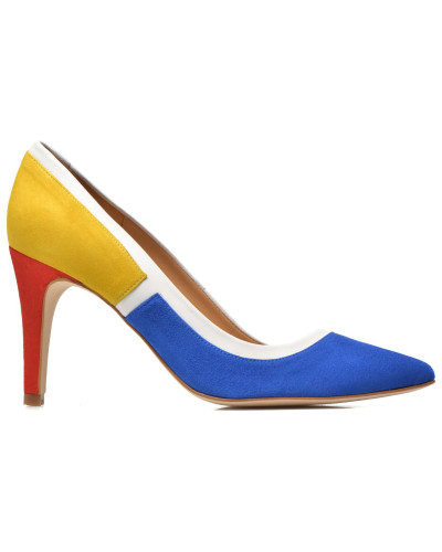 SARENZA Damen Notting Heels #1 Pumps in mehrfarbig