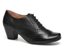 Shante Lace boot Schnürschuhe in schwarz