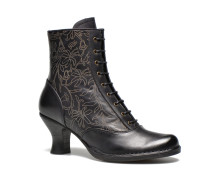 Rococo S846 Stiefeletten & Boots in schwarz