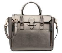 Porté main Cuir Saffiano Sofia Handtaschen für Taschen in silber